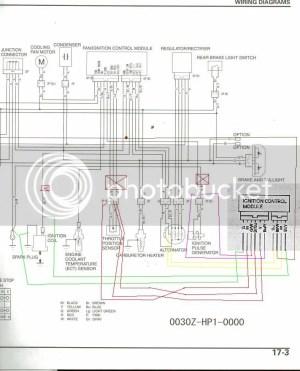 CRF450r wiring harness with trx stator  Honda TRX Forums