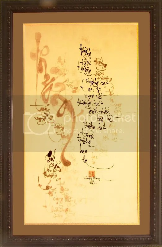 Bản hợp ca của tình cảm người đàn ông dành cho người phụ nữ mình thương... - Dương Phong