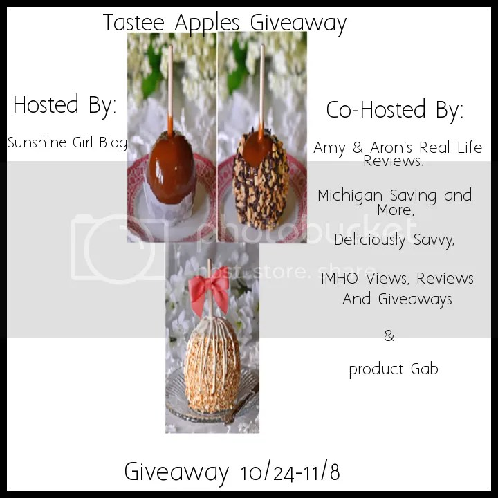 Tastee Apple Giveaway