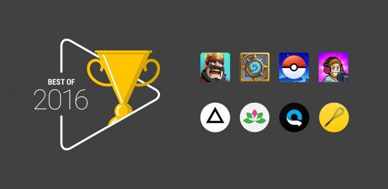 Google 心中的最佳:Google Play 2016 年度遊戲 & 應用 - 壹讀