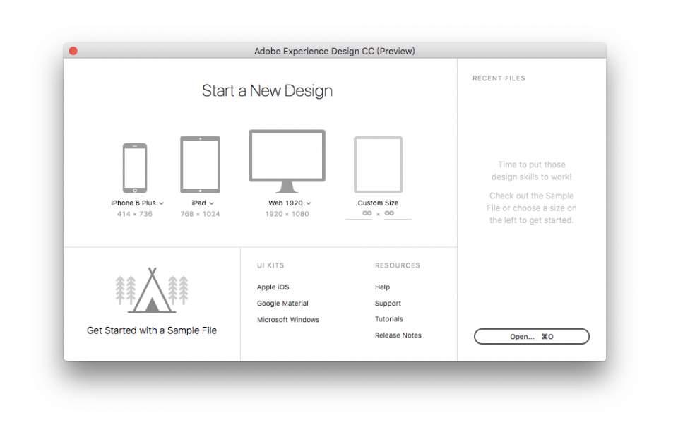 Adobe新利器!Experience Design CC 體驗版使用詳細評測 - 壹讀