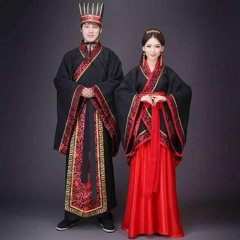 長安清酒:中國傳統婚禮服飾 中華民族創造的寶貴財富 - 壹讀
