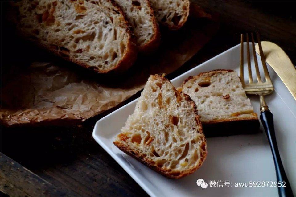 免揉芒果乾麵包 - 壹讀