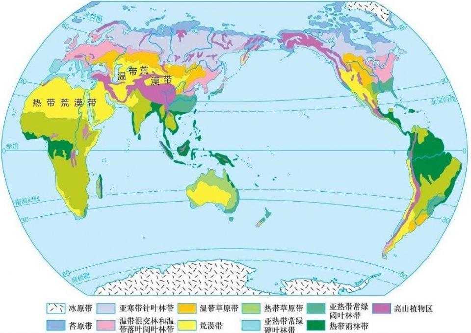 熱帶沙漠氣候和溫帶沙漠氣候在成因上有什麼不同? - 壹讀