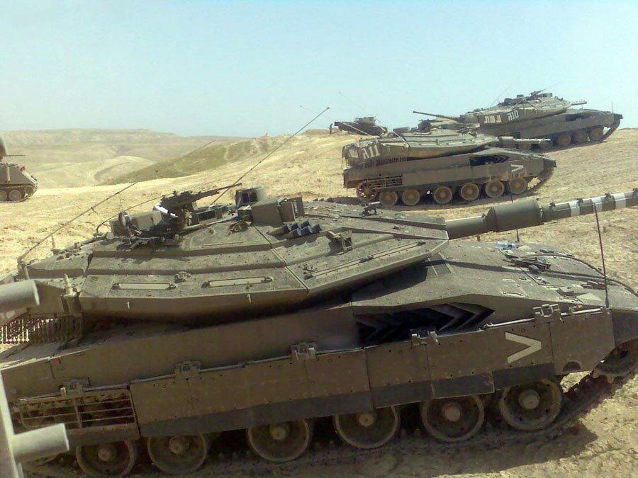 以色列梅卡瓦主戰坦克先進嗎?梅卡瓦主戰坦克服役事件大盤點 - 壹讀