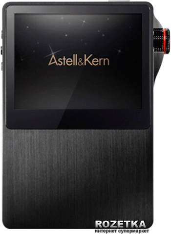 ROZETKA | MP3-плеер iRiver Astell&Kern AK-120 Black. Цена ...