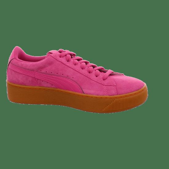 Vikky Platfoam 363287 4 Plateau Sneaker Von Puma