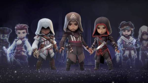 Presentan Assassin's Creed: Rebellion para dispositivos ...