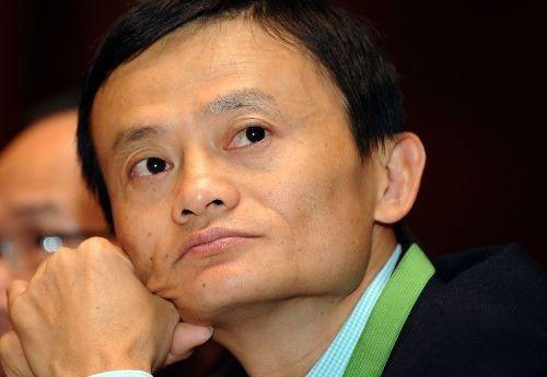 阿里巴巴集团董事局主席、CEO马云(新浪科技配图)