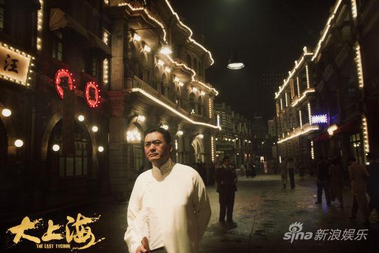 張學友獻聲《大上海》 演繹江湖《定風波》 《大上海》_影音娛樂_新浪網