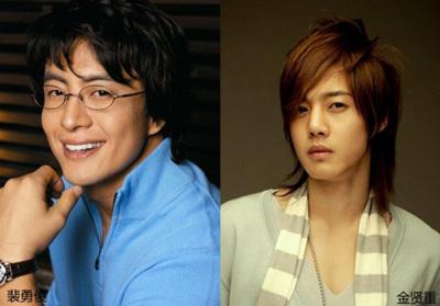 男星整容也撞臉 盤點酷似雙胞胎的韓星們