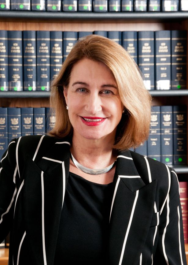 New Zealand High Court judge Justice Lowell Goddard