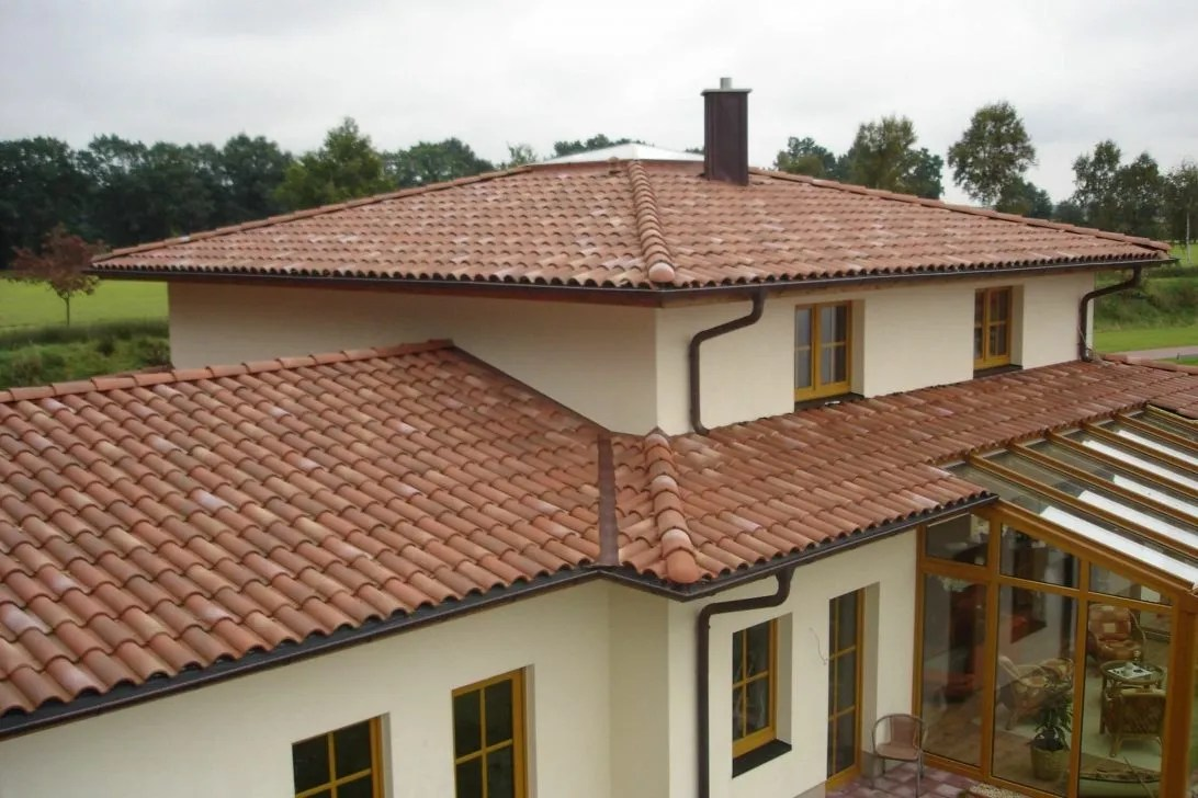 clay tile roofing affluent exteriors