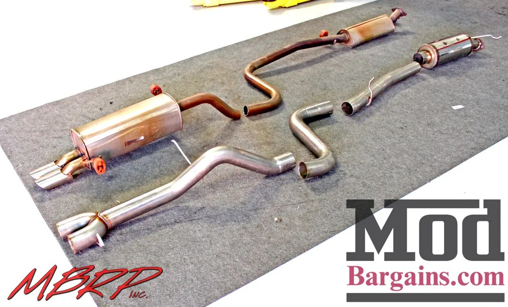 mbrp 3in cat back exhaust for fiesta st