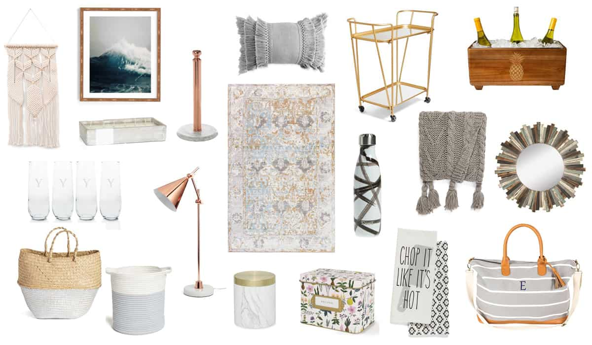 Nordstrom Anniversary Sale: Top Home Decor + Gift Ideas