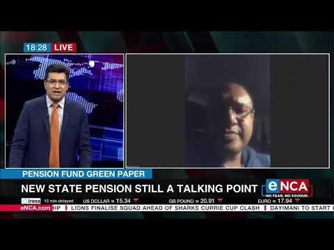 Mandatory pension proposal I We speak to Treasury's Deputy DG