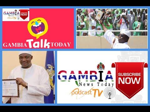 GAMBIA TODAY TALK 17TH NOVEMBER 2020
