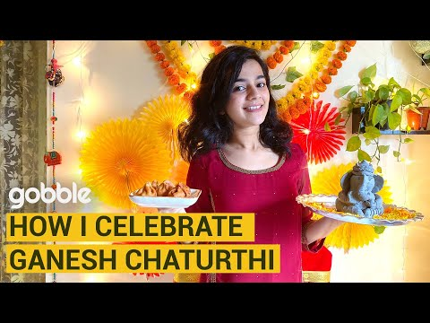 Gobble | How I Celebrate Ganesh Chaturthi | Ganesh Chaturthi Special | Ft. Krutika Deo