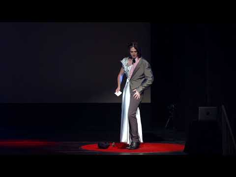 The theater of gender play | Jo Michael Rezes | TEDxTufts