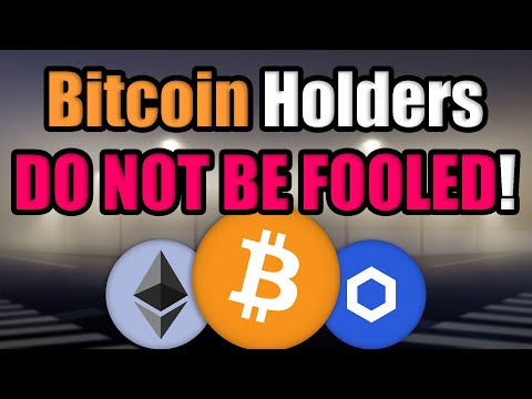Bitcoin Holders DO NOT BE FOOLED   We are Seeing Actual Explosive Cryptocurrency Accumulation