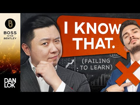 Why You Fail To Apply What You Learn