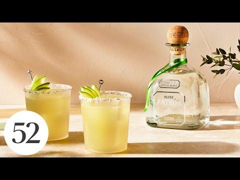 Hot to Make a Honey Apple Margarita | Food52 + Patrón