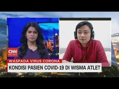Kisah Penyintas Covid-19 di Wisma Atlet