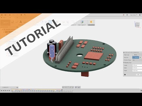 Use Fusion 360 to Simplify Models for Autodesk CFD