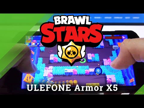 Brawl Stars Quality Checkup on Ulefone Armor x5 - Brawl Stars Gameplay