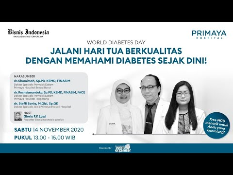 Webinar World Diabetes Day