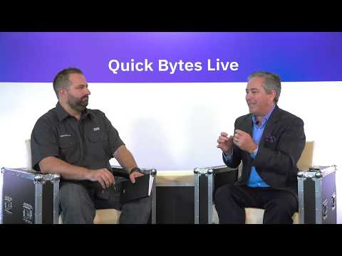 Quick Bytes Live with TECHnalysis Analyst Bob O'Donnell