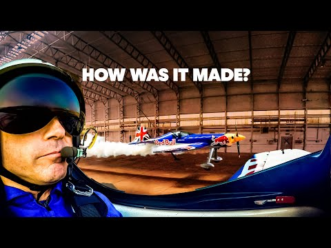 How a Pair of Pilots Flew Two Planes Through A Barn