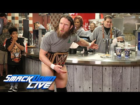 Daniel Bryan mocks the WWE Universe's consumerism: SmackDown LIVE, Jan. 8, 2019