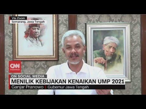 Menilik Kebijakan Kenaikan UMP 2021