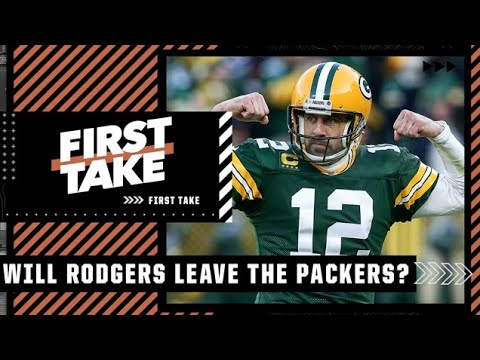 The Packers have to change Aaron Rodgers' mind! - Max Kellerman   First Take