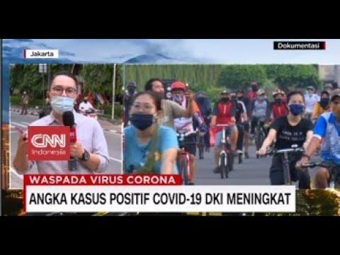 Covid-19 di Jakarta: Masih Banyak Warga Belum Mematuhi Protokol Kesehatan