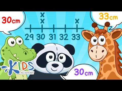 Line Plots for Kids - Measurment & Data | Math for 2nd and 3rd Grade | Kids Academy