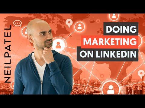 Marketing On LinkedIn - Module 2 - Lesson 2 - LinkedIn Unlocked