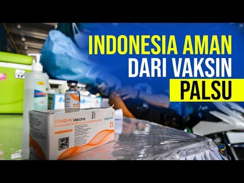 Di Tengah Pandemi, Ada Sindikat Vaksin Palsu