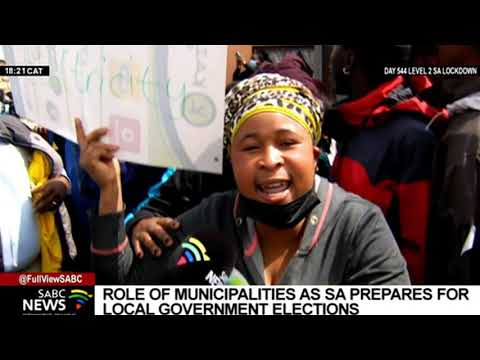 LGE 2021 | Role of municipalities in local government