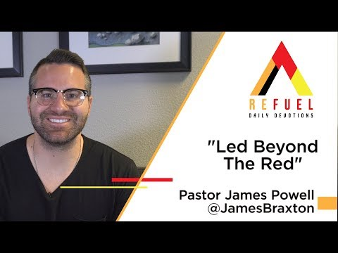 James Powell / Led Beyond The Red