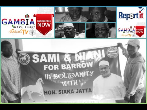 GAMBIA REPORTS 13TH JANUARY 2020