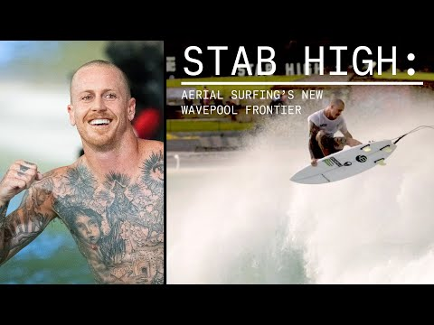 """I Never Thought You'd Be Able To Do That In A Pool"" 
