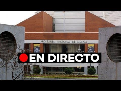 🔴 EN DIRECTO: Concierto Conmemorativo del 40 Aniversario de la Constitución Española
