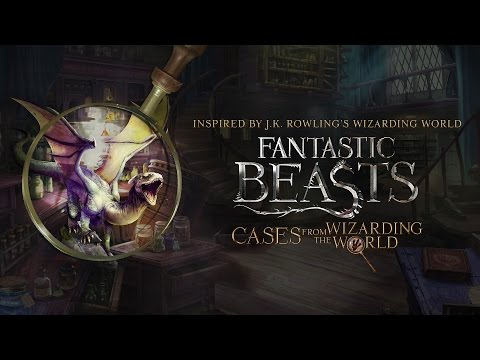 Fantastic Beasts: Cases From the Wizarding World — Official Trailer | Apple, Android