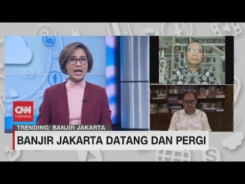 Banjir Jakarta Datang dan Pergi