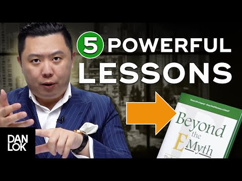 5 Powerful Lessons I Learned From The E-myth Revisited By Michael Gerber