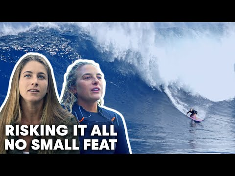 The Big Wave Event Of Emi And Izzi's Lives Gets The Green Light To Go | No Small Feat S1E2