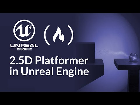 Create A 2.5D Platformer Game With Unreal Engine (Tutorial)