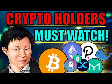 Hedge Fund CEO Reveals WINNING Crypto Portfolio   Predicts $100,000 Bitcoin   Cryptocurrency News